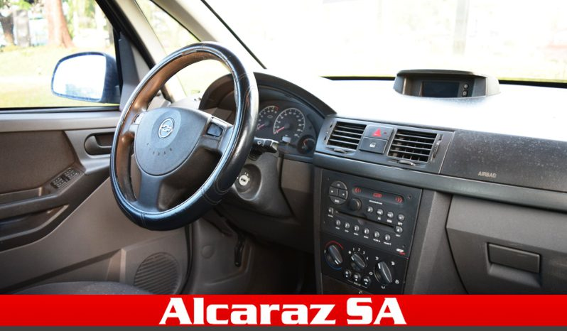 Chevrolet Meriva full