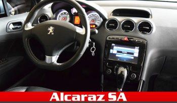 Peugeot 408 lleno