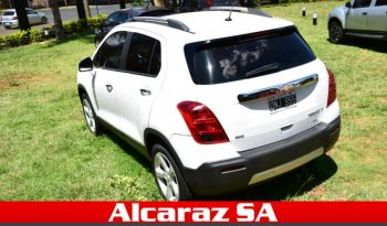 Chevrolet Tracker full