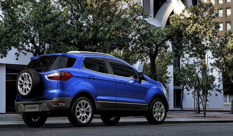 Ford Ecosport full