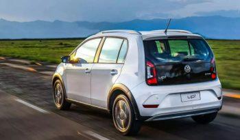 Volkswagen UP! lleno