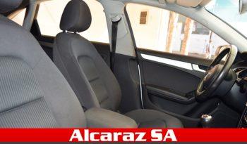 Audi A4 lleno