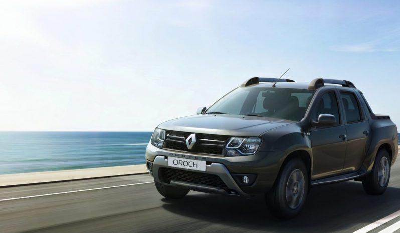 Renault Oroch lleno