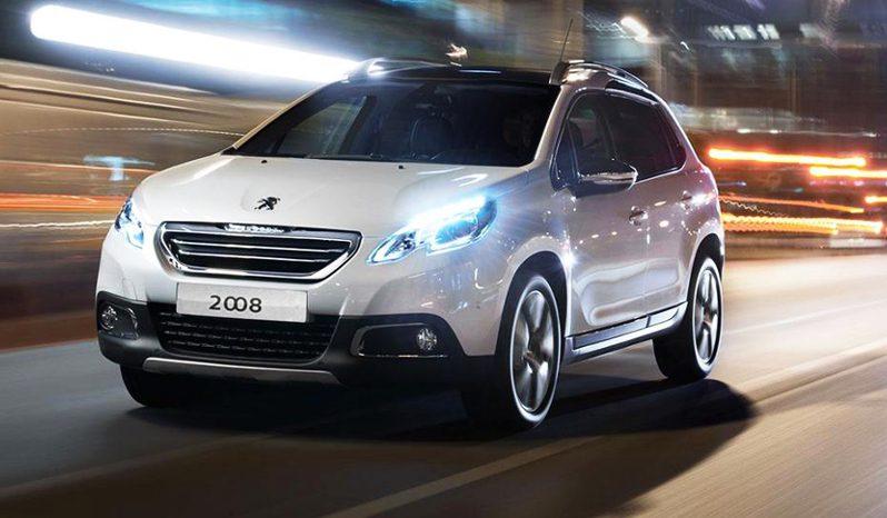 Peugeot 2008 full