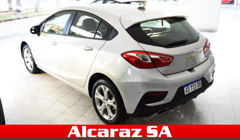 Destacado Chevrolet Cruze full